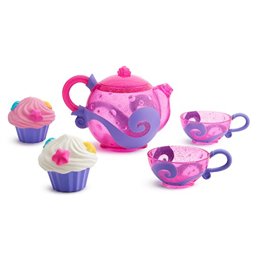 Product Image of the Munchkin Bath Tea and Cupcake Set