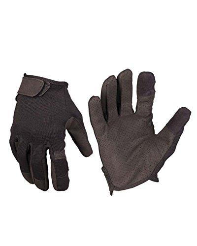 Mil-Tec Heren Touch Handschoenen Zwart