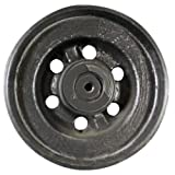 Track Idler - Front Compatible with John Deere 319D 319D 329E 329E 323E 323E 333E 333E CT315 CT315 323D 323D CT332 CT332 CT322 CT322 333D 333D 319E 319E 317G 317G AT366458