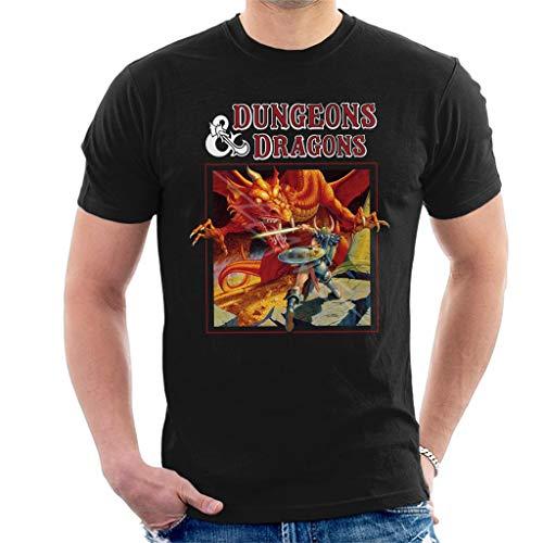 Dungeons and Dragons Dragon Slayer Men's T-Shirt