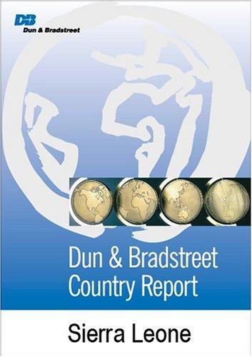D&B Country Report: Sierra Leone