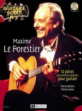 Guitare solo n°1 : Maxime Le Forestier