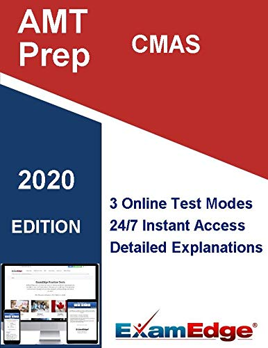 AMT Certified Medical Administrative Specialist (CMAS) Certification Practice tests with detailed explanations. 20-Test Bundle with 2000 Unique Test Questions