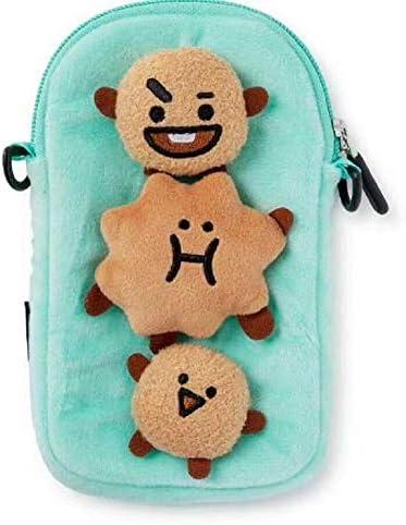 New cartoon surrounding fashion plush doll messenger bag handbag backpack children travel satchel product image