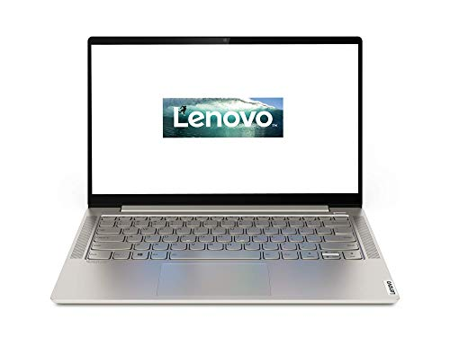 Lenovo Yoga S740 Laptop 35.6 cm (14 Zoll, 1920x1080, Full HD, WideView) Slim Notebook (Intel Core i5-1035G4, 8GB RAM, 512GB SSD, Intel Iris Plus Grafik, Windows 10 Home) champagner