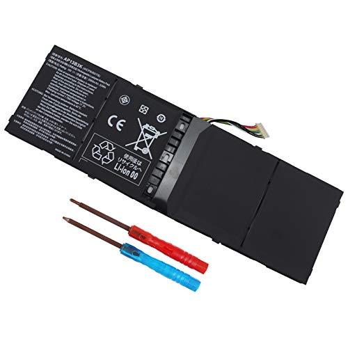 AP13B3K AP13B8K Battery for Acer Aspire R7-572 R7-572G R7-571 R7-571G R3-471TG V5-583P V5-552PG-X809 V5-552G V5-572P V5-573P V7-481 V5-472P V5-572G V7-482P M5-583P M5-583P-9688-12 Month Warranty