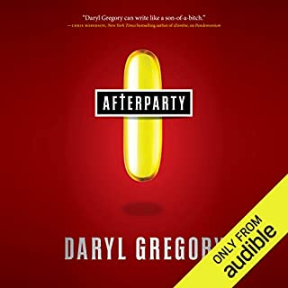 Afterparty                   By:                                                                                                                                 Daryl Gregory                               Narrated by:                                                                                                                                 Tavia Gilbert                      Length: 10 hrs and 52 mins     408 ratings     Overall 3.9