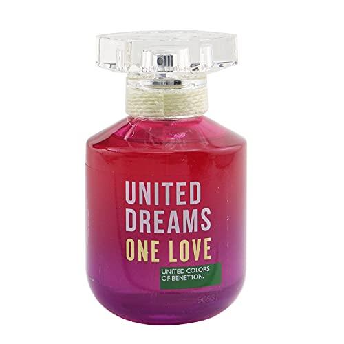 perfume dreamer fabricante BENETTON UNITED DREAMS ONE LOVE