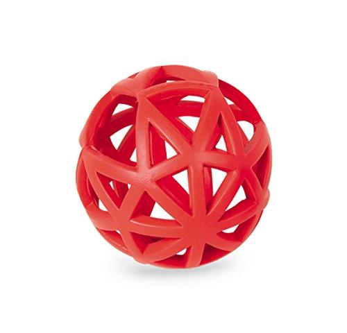 Nobby Hohlfaser-Ball aus Gummi, Hundespielzeug