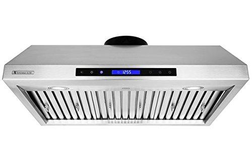 XtremeAir PX12-U30, 30' width, LED Lights, Baffle Filter...
