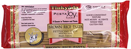 Tinkyada Pasta Joy Ready, Fettucini, Brown Rice, 14 oz