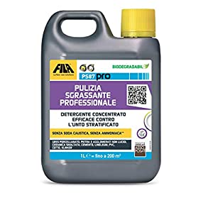 Fila – PS/87 (033198) – Limpiador desengrasante disolvente de cera, 1 litro