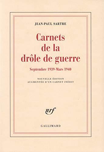 NRF: (Septembre 1939 - Mars 1940)