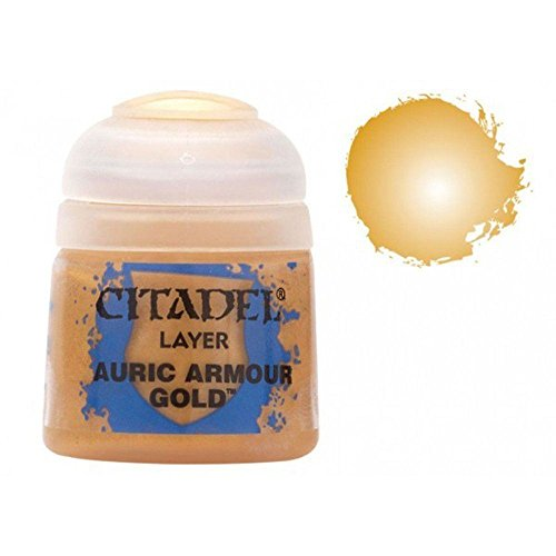 L58 Layer - Auric Armour Gold