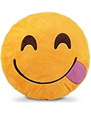 EMOJI PILLOW HUNGRY 50cm