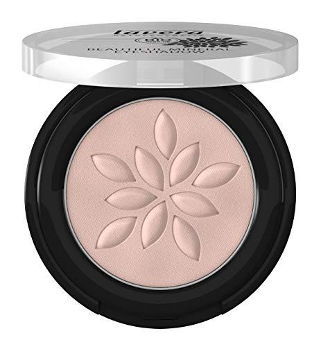 lavera Beautiful Mineral Eyeshadow -Matt'n Yogurt 35- Lidschatten ∙ Traumhaft sanfte Textur Naturkosmetik Natural Make-up Bio Pflanzenwirkstoffe 100% natürlich 3er Pack (3x 2 g)
