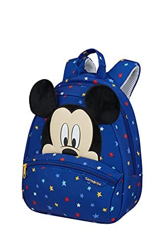 Samsonite Disney Ultimate 2.0 – Zaino per bambini S, 28.5 cm, 7 L, Multicolore (Mickey Stars)