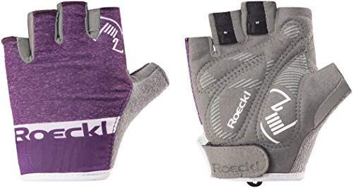 Roeckl Jungen Ziros Handschuhe, Purple, 5
