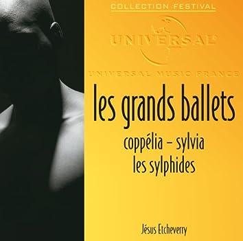 Les Grands Ballets: Coppélia-Sylvia-Les sylphides