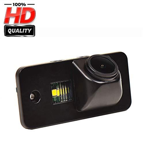 HD Telecamera per la Retromarcia Retrocamera, telecamera posteriore impermeabile visione notturna per Audi A1 A3 8P S3 A4 B6 B8 S4 A6 C6 S6 RS6 A8 RS4 TT 8N Q5 Q3 Q7