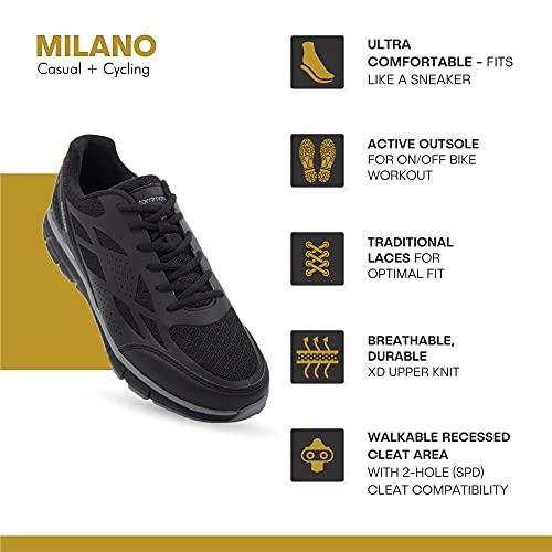Tommaso Milano Men's Commuter Shoes