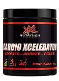 XXL Nutrition Cardio Xcelerator   Fatburner Booster Ausdauer   Green Apple 400g