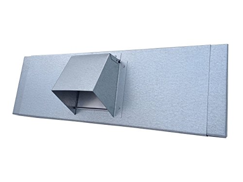 Window Dryer Vent (Adjusts 18 Inch Through 24 Inch) by Vent Works