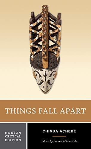 Things Fall Apart: 0