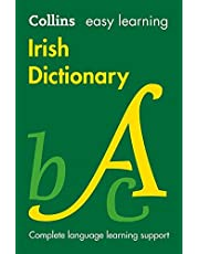 Easy Learning Irish Dictionary: Trusted support for learning (Collins Easy Learning)