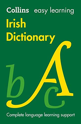 Collins Easy Learning Irish – Easy Learning Irish Dictionary