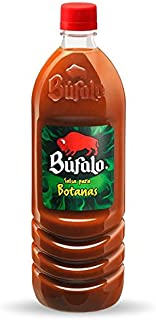 Bufalo Salsa Picante - Bufalo Hot Sauce 33.5 Oz - Made in Mexico