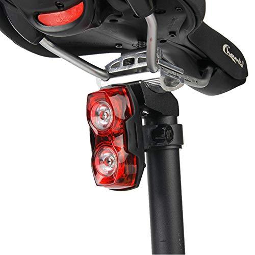 Luz De Bicicleta Trasera Luces Bicicleta Trasero de la Bicicleta Ciclo de luz Led Luz Led para Bicicleta Luces Led para ciclos Luces Led Bicicleta