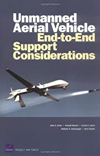 Unmanned Aerial Vehicle End to End Support Considerations