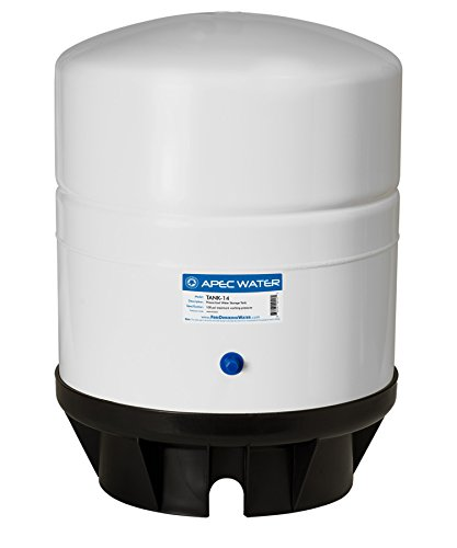 APEC Water Systems TANK-14 14 Gallon Water Storage Tank review