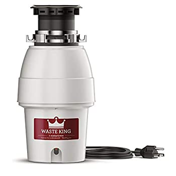 Waste King Legend Series 1/2 HP (L-2600) review