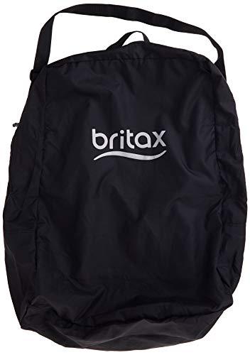 Britax Bolsa de viagem B-Lively para carrinho único com alça de ombro removível, preta