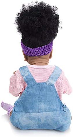 Reborn black baby doll _image2