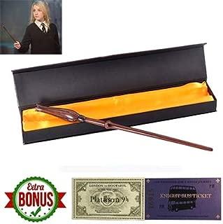 Classic Toys TAA19 - Magic Tricks - Kinds of Wizards Magic Wand with Box Luna Magic Wand Hogwatzs Train Ticket - by TAA19