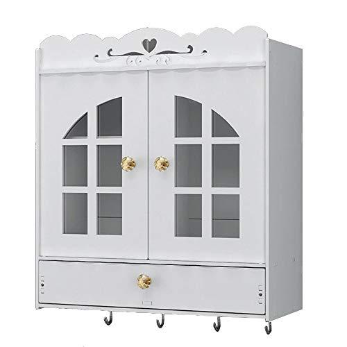 Preisvergleich Produktbild ZTH Punch-Free Bad Regal Badezimmer Schrank Badezimmer Lagerregal A+ (größe : 2)