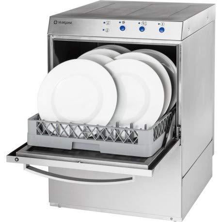 Lave-Vaisselle Professionnel Universel Inox 50 x 50 - Stalgast - 230 V / 400 V