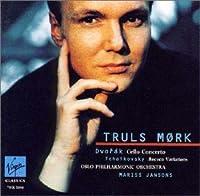 ドヴォルザーク:チェロ協奏曲/チャイコフスキー:ロココ風の主題による変奏曲