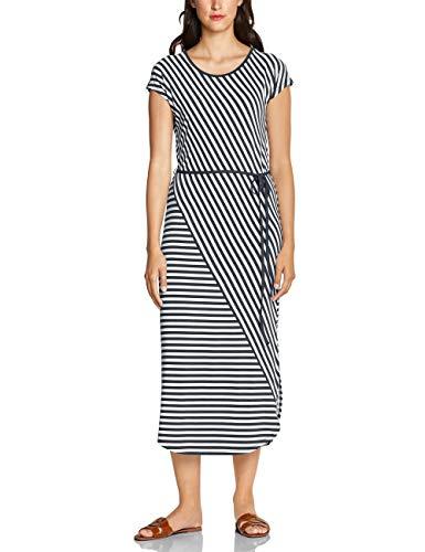 Street One Damen 142499 Kleid, neo Grey, (Herstellergröße:40)