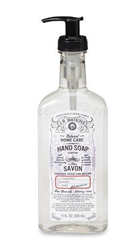 J.r. Watkins Natural Home Care Hand Soap, Lavender - 11 Oz