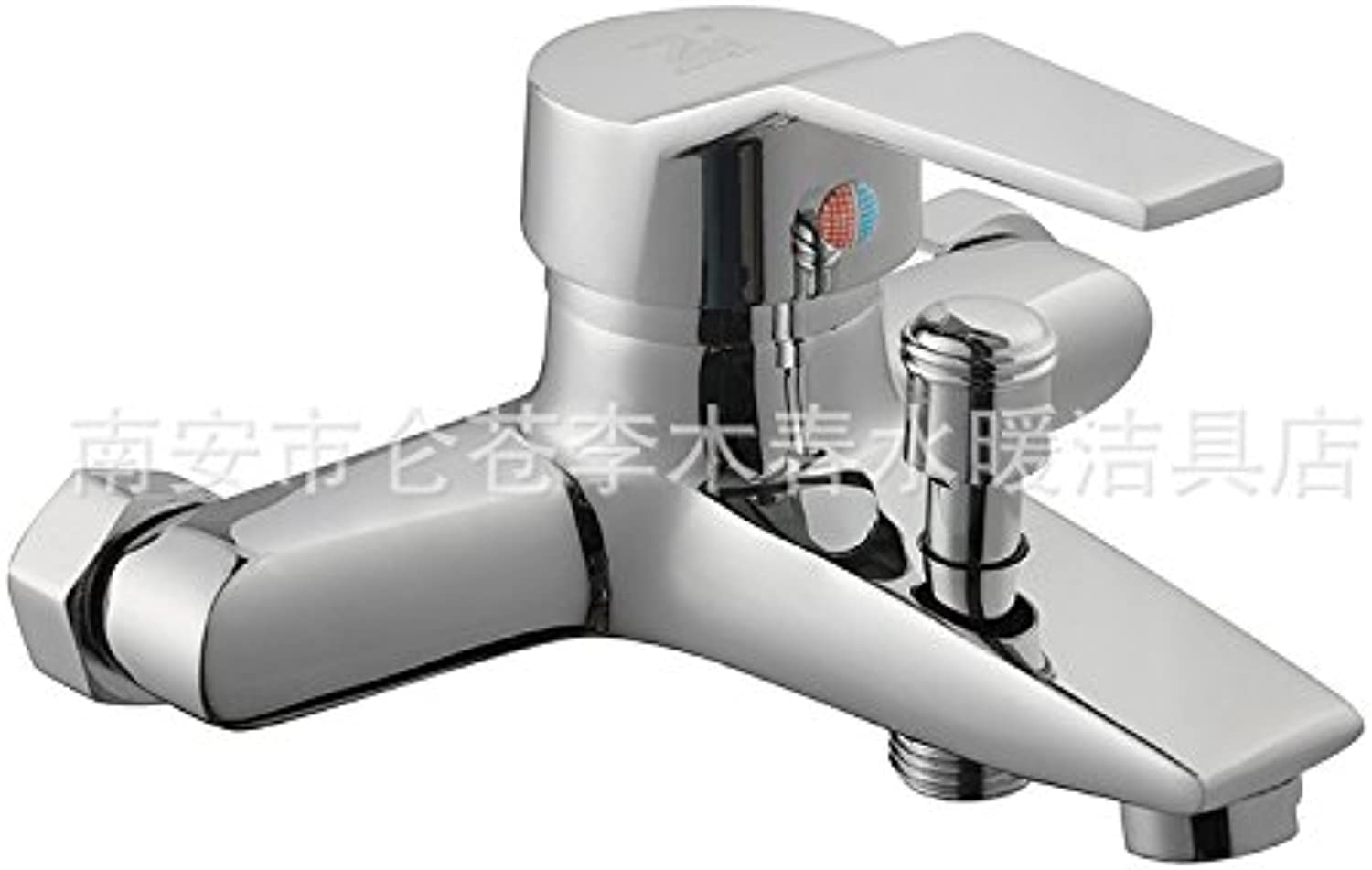 Faucet, Hot and Cold Washbasin, Three Hole Bathtub, Faucet, Tap, Household Faucet.
