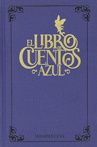 Libro de cuentos azul