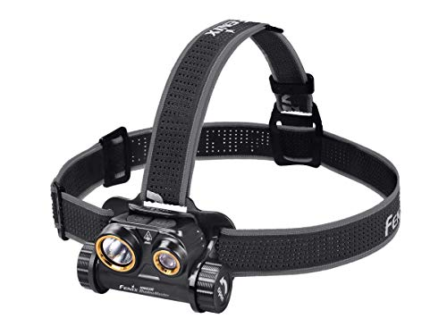 fenix HM65R ShadowMaster, Fishing, Hunting, Military Headlamp, White and Red LEDs