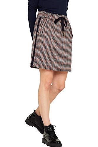 edc by Esprit 109cc1d007 Falda, Marrón (Taupe 240), 42 (Talla del Fabricante: 40) para Mujer