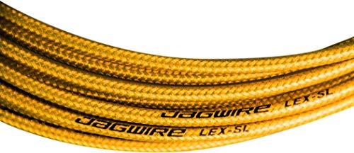 Jagwire LEX SL Schaltzugaussenhülle 4,5mm 2,5m Gold 2020 Schaltzug/-hülle