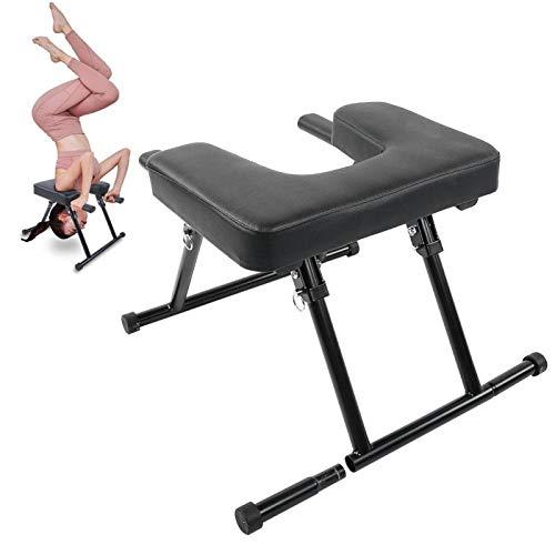 Taburete de yoga, silla de yoga, taburete de yoga, banco de yoga, banco de pie, taburete para práctica de yoga, silla...