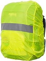 Regenschutz für Rucksäcke | Wasser- und Windabweisend | Reflektorstreifen | Rucksackschutz Ranzen Regenschutz Regencape...